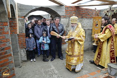 117. The Laying of the Foundation Stone of the Church of Saints Cyril and Methodius / Закладка храма святых Мефодия и Кирилла 09.10.2016