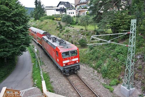DB 143-050 Sluchsee