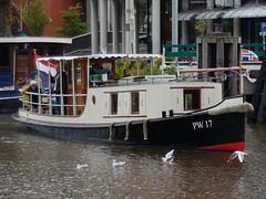 PW 17 / Emma van het Noordelijk Scheepvaartmuseum (zaqina) Tags: dag van de groninger geschiedenis 2016 pw 17 emma noordelijk scheepvaartmuseum