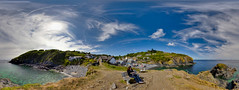 Panorama of Cadgwith