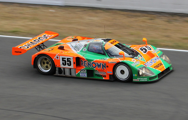 Mazda 787B Le Mans 24 Hour, June 2011
