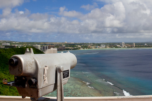 View from Two Lover's Point (Guam)