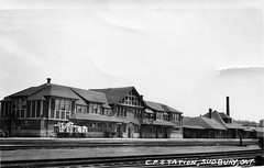 Sudbury - CPR Station C193x (363FroodRd / 573PineSt) Tags: sudbury sudburyon