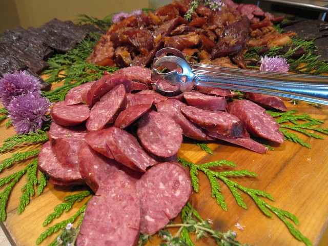 Wild Game Charcuterie