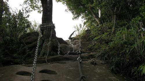 皇帝殿登山步道_14_再往東峰的方向前進_2011_05_07