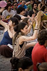 19J-5803 (NOMMAD PHOTO) Tags: espaa canon photography photo spain europe gente demonstration galicia junio manifestacin acorua 19j pactodeleuro spanisrevolution