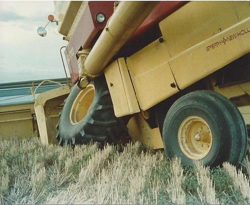Tire in 1983