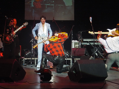 Rock n Roll Paradise, Congress Theatre, Eastbourne