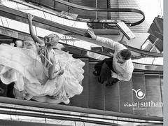 CATCH ME|DUBAI WEDDING PHOTOGRAPHER (vineetsuthan) Tags: bridge wedding groom nikon dubai photographer staircase d300s vineetsuthan