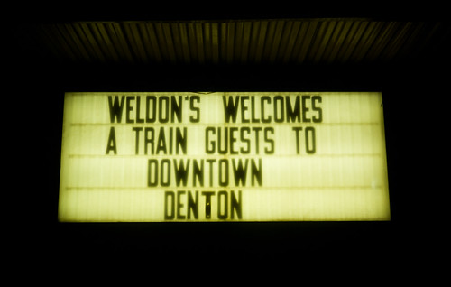 Weldon's Western Welcome