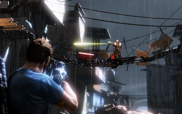 E3 2011: Inversion Multiplayer Hands-On Preview