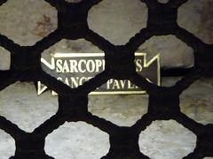 Sarcophage de Saint Paul
