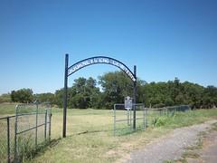 Journey's End Cemetery, Burkburnett, Texas (fables98) Tags: texas historic texashistoricalmarker burkburnett wichitacounty texashistoricalcemetery journeysendcemetery