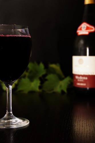 vin, glas, flaska
