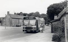 LRB 212W Linby (Moving Britain) Tags: mazda linby leylandnational2 leadley lrb212w