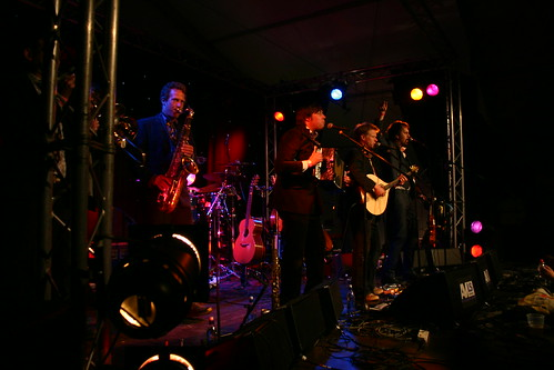 """16 Bellowhead - what a brilliant way to end the evening! • <a style=""""font-size:0.8em;"""" href=""""https://www.flickr.com/photos/26751807@N07/5885701833/"""" target=""""_blank"""">View on Flickr</a>"""