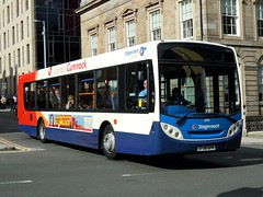 Stagecoach Western - SF08 GPX (22590) (MSE062) Tags: man bus glasgow single western 300 alexander dennis