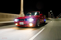 UFO | J. Jungco | JESTER (Jester Jungco) Tags: bridge red lights losangeles turbo rolling 6th e34 525i