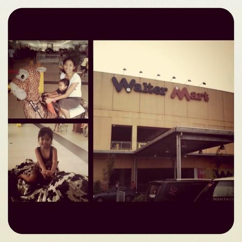 Malling in Pandi, Bulacan. Hehe