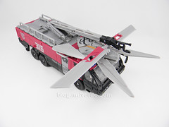 Transformers Sentinel Prime Dark of the Moon Leader - modo alterno