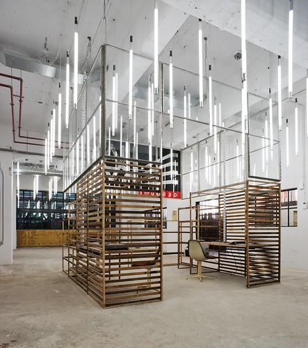3. Doepel Strijkers Architects - Reception desk HAKA building