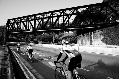 Black Truss Bridge over Upper Bukit Timah Road
