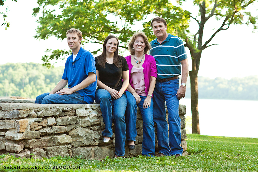 Shawnee Mission Park Kansas family photography