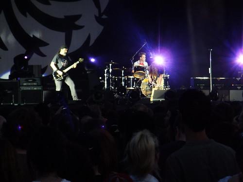 Soundgarden at Bluesfest 2011