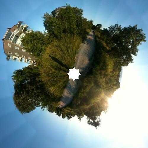 360 Panorama - Stereographic
