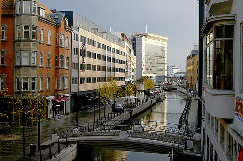 Aarhus City, Denmark