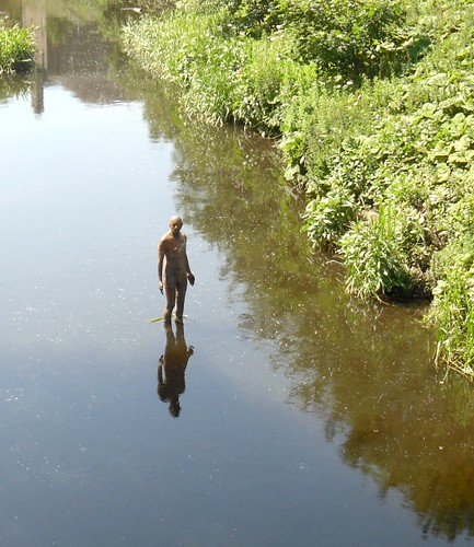 Gormley man