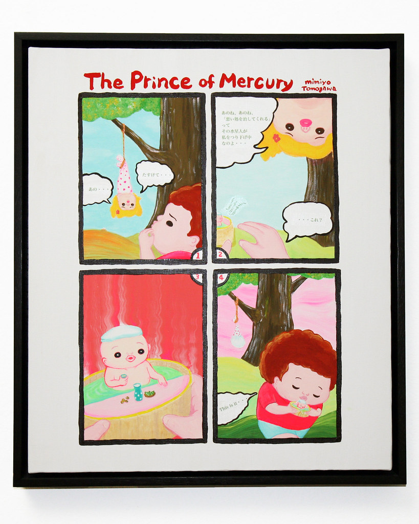 The Prince Of Mercury