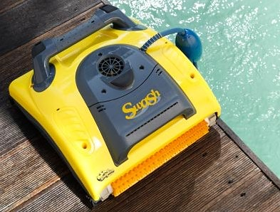 Automatic Pool Vacuum Cleaners – just sit back and relax.