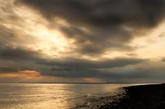 DSC_0863 (Mark J Hall) Tags: longexposure sea seascape hampshire slowshutter 2012 gosport markhall stokesbay 35mmdx nikond7000 leesoftgradndfilter