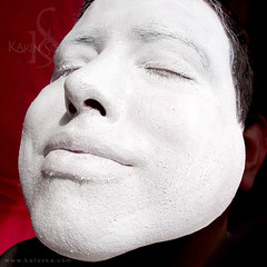 Faces Onricas 23 (Karin Schwarz | Karuska) Tags: face photo faces manipulation mito myth rosto mitos rostos oneiric onricas karuska