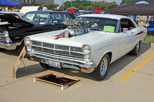 1967 ford fairlane 500 hardtop pro street 1 of 5
