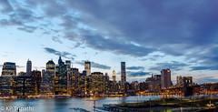 Manhattan - From Brooklyn Heights (KP Tripathi (kps-photo.com)) Tags: newyorkcity newyork manhattan brooklynheightspromenade brooklynbridge    manhattanfrombrooklyn  canoneosmarkiii   thnhphnewyork      mygearandme kptripathi canoneos24105f4lis