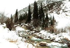 Kyrgyzstan, Alpinism Ala Archa National Park