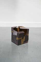 Amy Barnes (The Enthuser) Tags: sculpture box cardboard