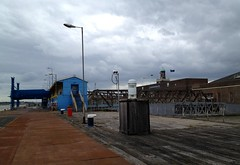 Former cruise terminal (louise_a) Tags: industry coast coastline essex tilbury cruiseterminal thurrock portoflondon