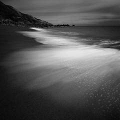 Ambience (Martin Mattocks (mjm383)) Tags: longexposure blackandwhite seascape water landscapes cornwall horizon fineart coastline mon ambience canoneos5dmarkii deanquarry mjm383 martinmattocksphotography