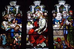 Stirling, Church of the Holy Rude, Scotland (Glass Angel) Tags: scotland stirling stainedglasswindows