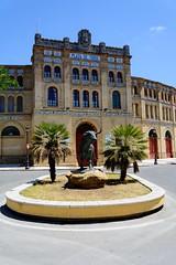 Plaza de toros de El Puerto-2 (cives-expat) Tags: españa plazadetoros elpuertodesantamaría