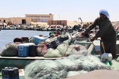 Prepare for takeoff on a fishing trip at Lake Bardawil - Sinai 8 (sinawys) Tags: sinai