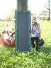 Wangari Gardens Sarah door
