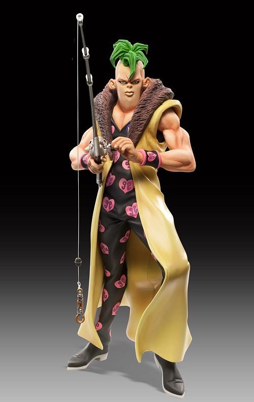 雕像傳說第48彈 - JOJO冒險野郎第五部:「海灘男孩」貝西