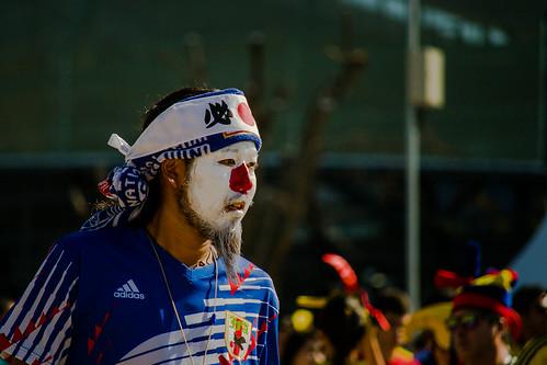Japão x Colômbia (Arena Pantanal, Cuiabá, Brasil)