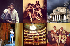 The Royal Ballet's 2014 Tour: Stop #1 - Russia