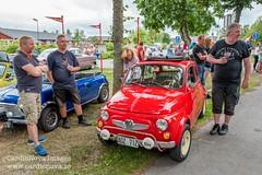 Vintage car meeting in Nykping, Sweden (Rolf_52) Tags: bil sommar sverige trosa veteranbil