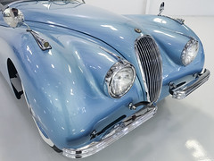 1952 Jaguar XK 120 Roadster (6) (vitalimazur) Tags: 1952 jaguar xk 120 roadster